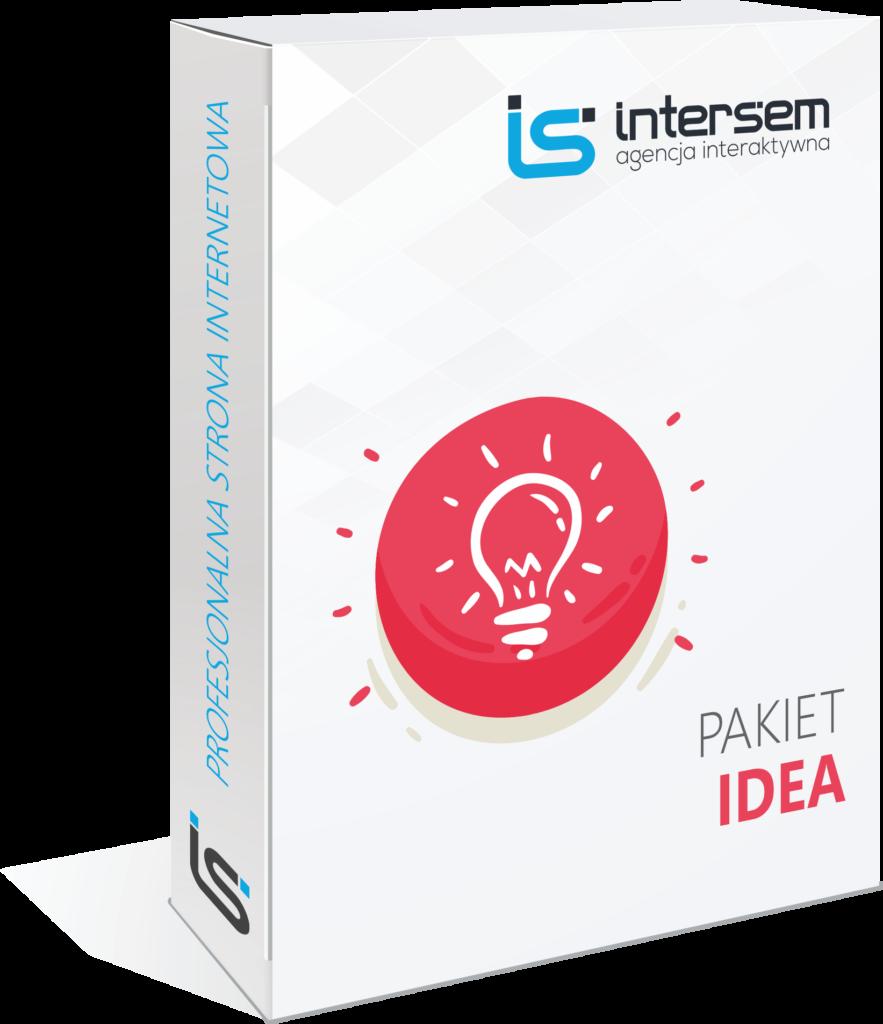 STRONY WWW - PAKIET IDEA - INTERSEM