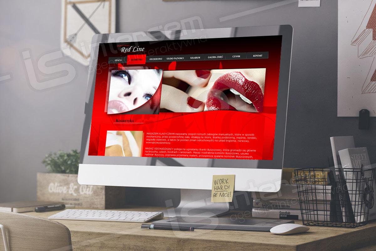Studio Red Line - Salon kosmetyczny