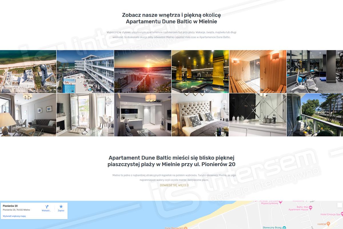 Dune Baltic Mielno - Luksusowy apartament nad morzem