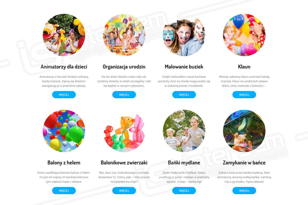 KaruzelaAtrakcji.pl - Atrakcje dla dzieci